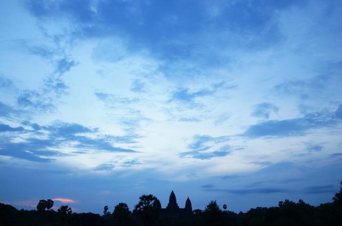 カンボジアのビザ取得