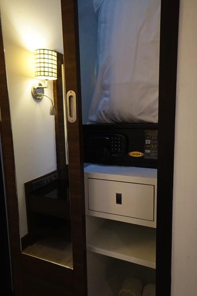 S スクンビット スイーツ ホテル(セーフティーボックス)