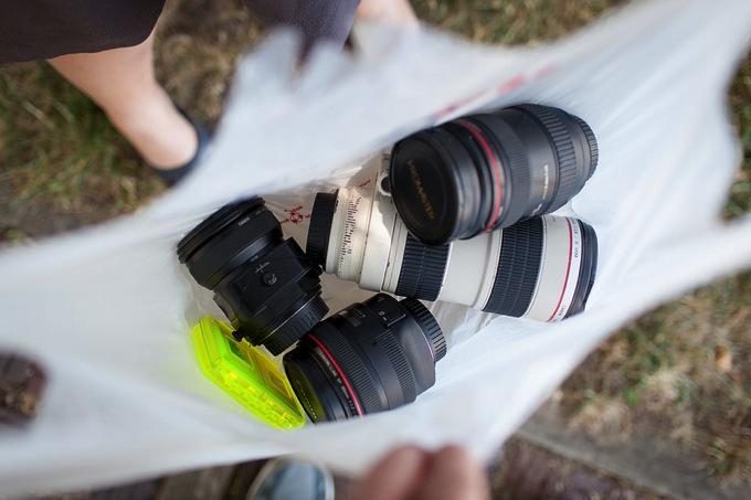 普段使い&海外旅行時も使えるカメラバッグ
