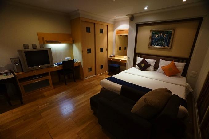 ザ キー バンコク(he Key Bangkok )の部屋
