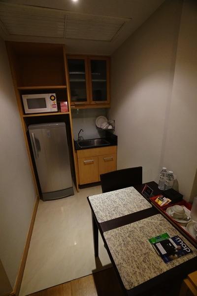 ザ キー バンコク(he Key Bangkok)の台所
