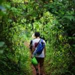 ミャンマーのトレッキングでは少数民族の家に泊まれる。貴重な体験ができておすすめです