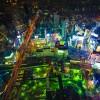 広角ズームレンズ『SEL1635Z』で夜景撮影@渋谷