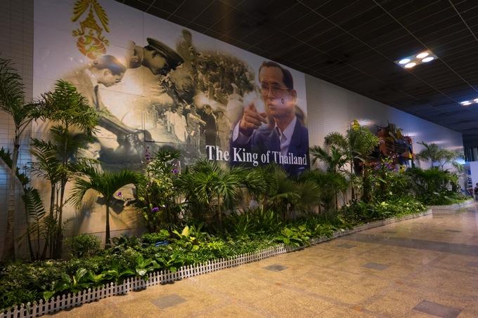 バンコク ドンムアン空港 SIMカード