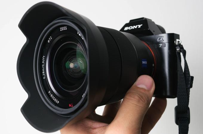 SEL1635Z(Vario-Tessar T* FE 16-35mm F4 ZA OSS)の購入レビュー