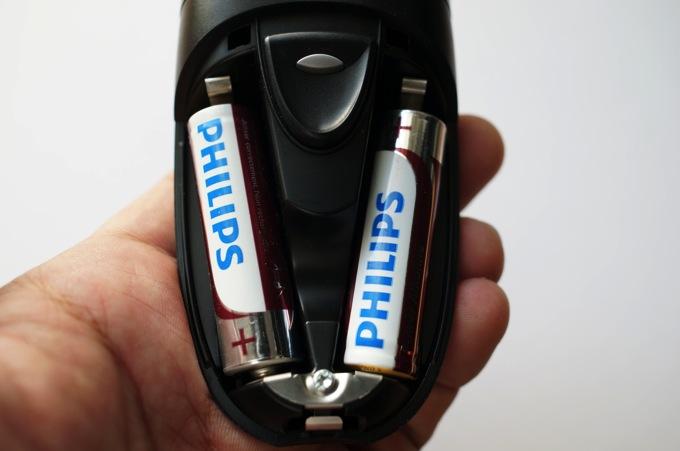 旅行 カミソリ 髭剃り シェーバー 電池
