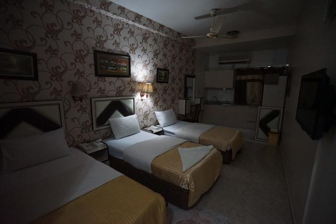 アルカワケブホテル Al Kawakeb Hotel UAE ドバイ 安い