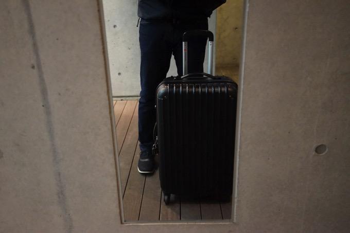 スーツケース レンタル サイズ 大きさ