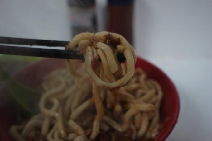 老牌牛肉拉麺大王 炸醤拉麺 ジャージャー麺