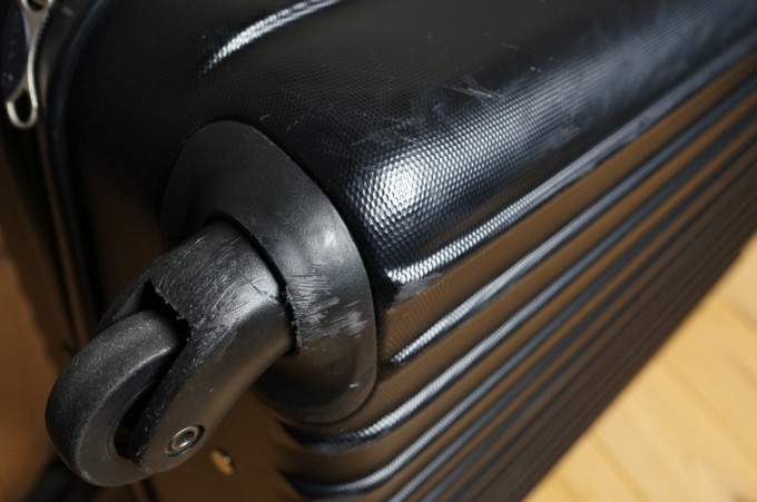 DMM スーツケース レンタル 評判 格安