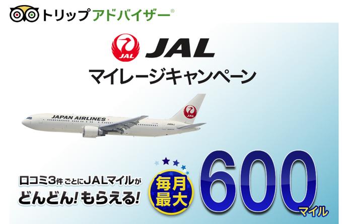 JAL トリップアドバイザー