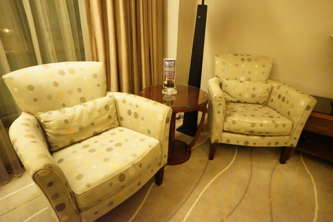 台北 ホテル 直前