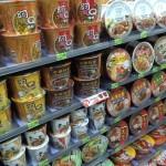 台湾のコンビニでは下着や洗浄液、お土産も購入可。ただし、クレジットカード払いは不可