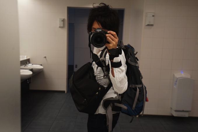 香港エクスプレス 機内持ち込み バックパック