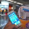 香港国際空港での4G LTEのSIMカードの購入方法