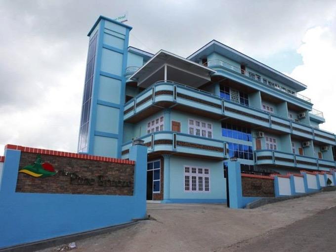ミャンマー カロー ホテル