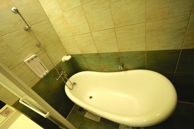 優美飯店 浴槽