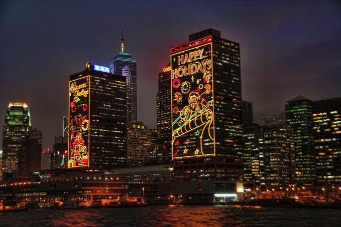 香港 天気 11月 12月
