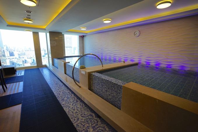 オークラプレステージ台北 大浴場