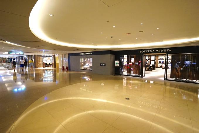 ザ・リージェントホテル台北(台北晶華酒店)の免税店