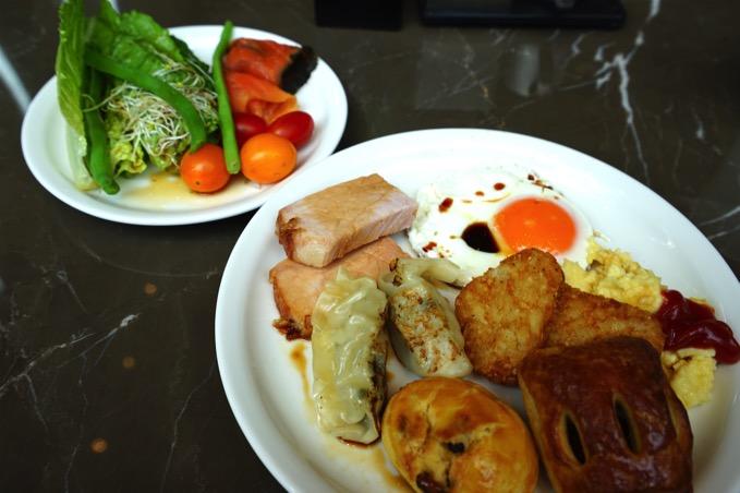 ザ・リージェントホテル台北(台北晶華酒店)の朝食