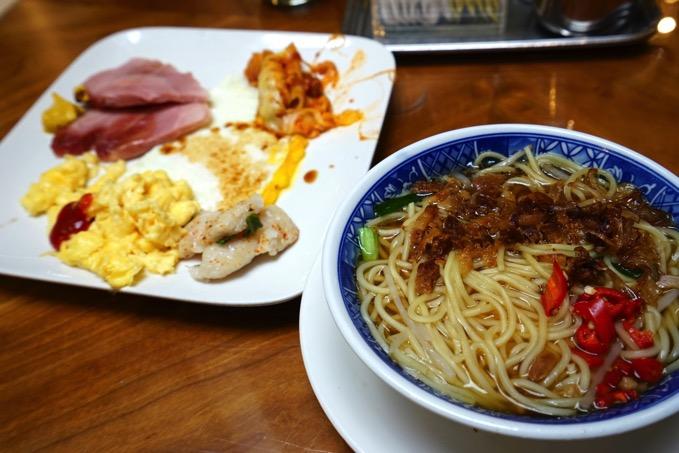 シェラトングランデ台北ホテルの朝食