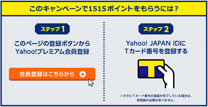 Yahoo!プレミアムの実質3ヶ月無料キャンペーン