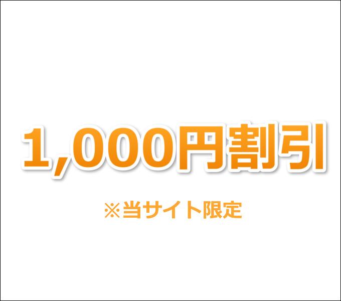 【当サイト限定】航空券が1,000円割引になるタイアップキャンペーン