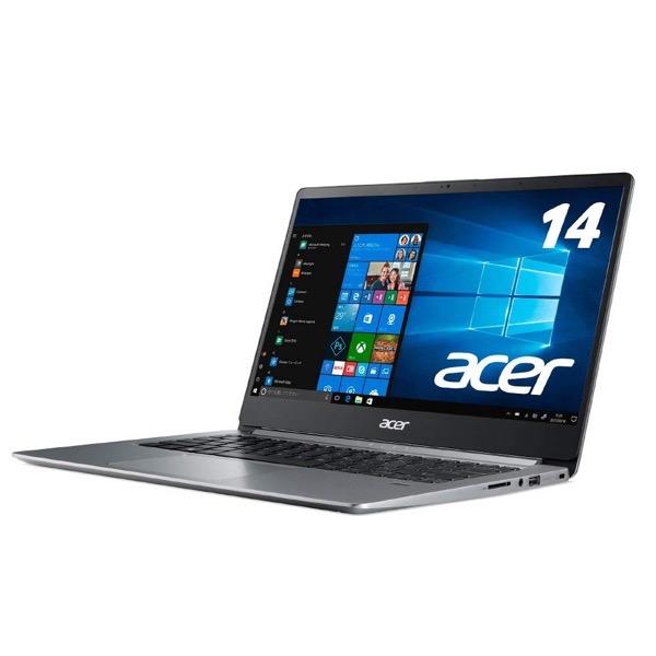 【Amazon.co.jp 限定】Acer 軽量・スリム型ノートパソコン Swiftシリーズが10%OFFクーポン割引